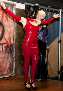 The Baroness' Fashion Show at Vivisection