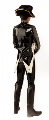 Custom Latex Napoleon Outfit