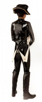 Custom Latex Napoleon Outfit
