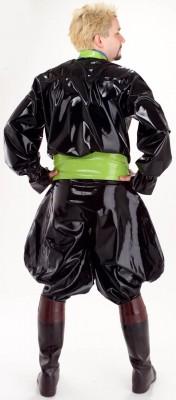 Custom Men's Latex Outfit