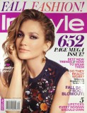 inStyle September issue includes Baroness fingerless gloves & stirrup hose