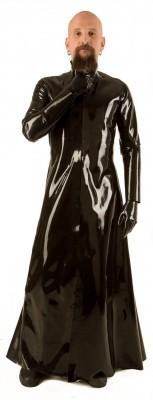 Custom Latex Cyber Coat