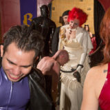 The Baroness' NYC Fetish Party: The Fetish Retiniue