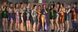 Latex Fashion Show in NYC