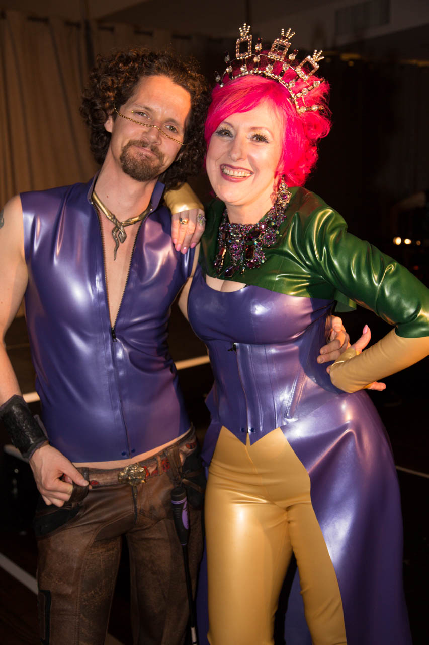latex outfit Kinky