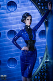 Dresses, Governess Dress, Latex Clothing, women's