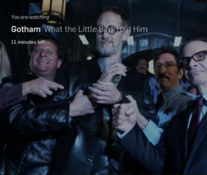 Baroness Latex Suit in Gotham