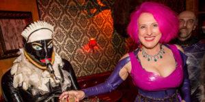 The Baroness, Latex Clothing Designer