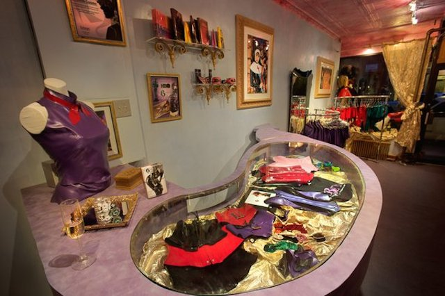 The Baroness Boutique featured in The Gothamist's Best Niche Stores in NYC