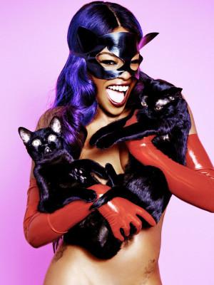 Custom Catwoman Mask