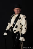 Custom Latex Dalmation Jacket