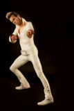 Custom Couture Latex, Elvis Outfit, Latex clothes, latex clothing