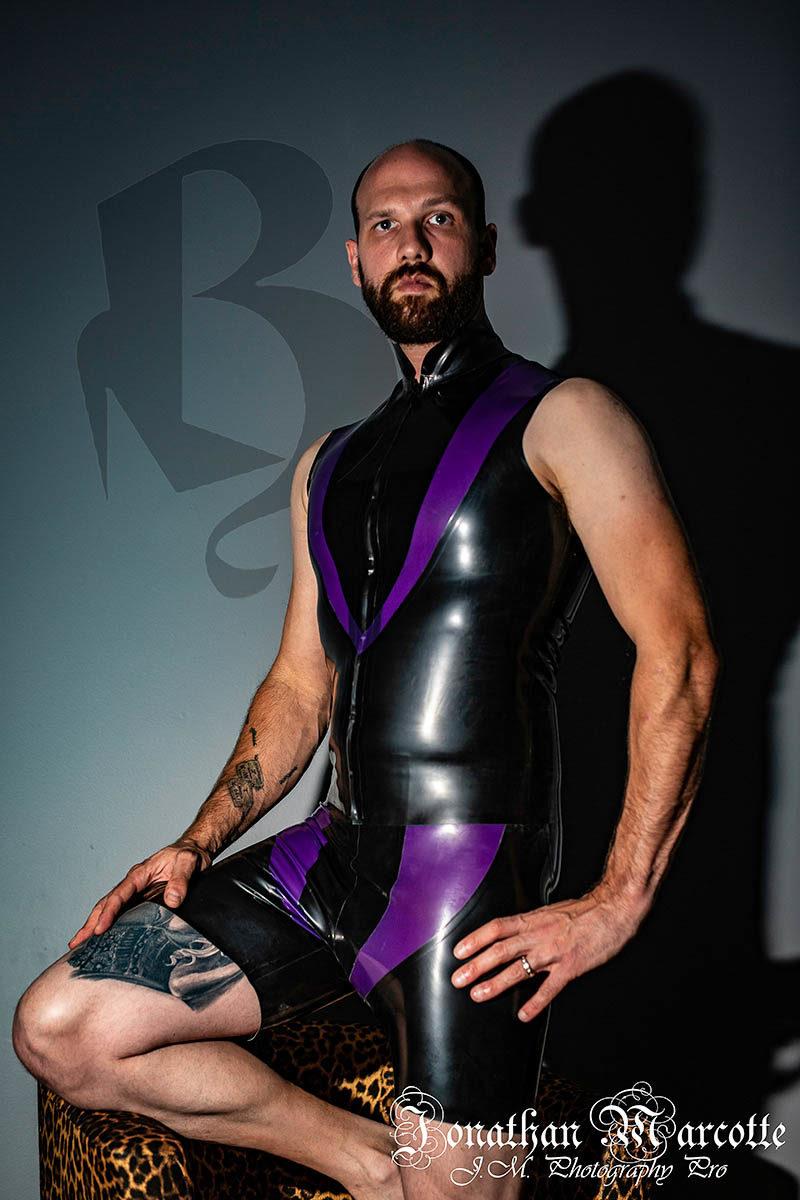 Men's Custom Latex by The Baroness